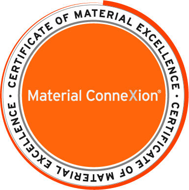 Merit of Excellence from Material Connexion
